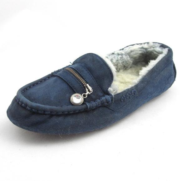9ebeec7a720 🌼Ugg Australia Ansley Charm Slipper Shoe Sz 10